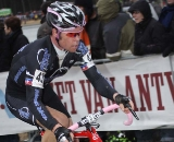 Jonathan Page had a strong ride in Lille ©Bart Hazen