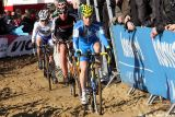 Daphny van den Brand in the final GVA Trofee race in Oostmalle. © Bart Hazen