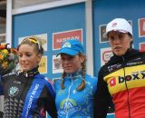 Women's podium ©Florent Bouchat