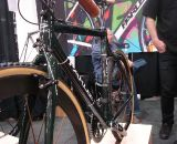 The new Parlee CX bike, as seen at NAHBS ©Jason Prince