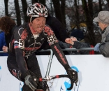 Page's ninth place in Hoogerheide is a good sign heading to Tabor next weekend. ? Bart Hazen