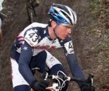 Luke Keough was one of many American racers in Hoogerheide getting ready for the World Championships. ? Bart Hazen