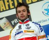 Szczepaniak took a strong win over a talented field in Hoogerheide. ? Bart Hazen