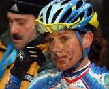 Katerina Nash finished fourth after her win in Roubaix.© Bart Hazen