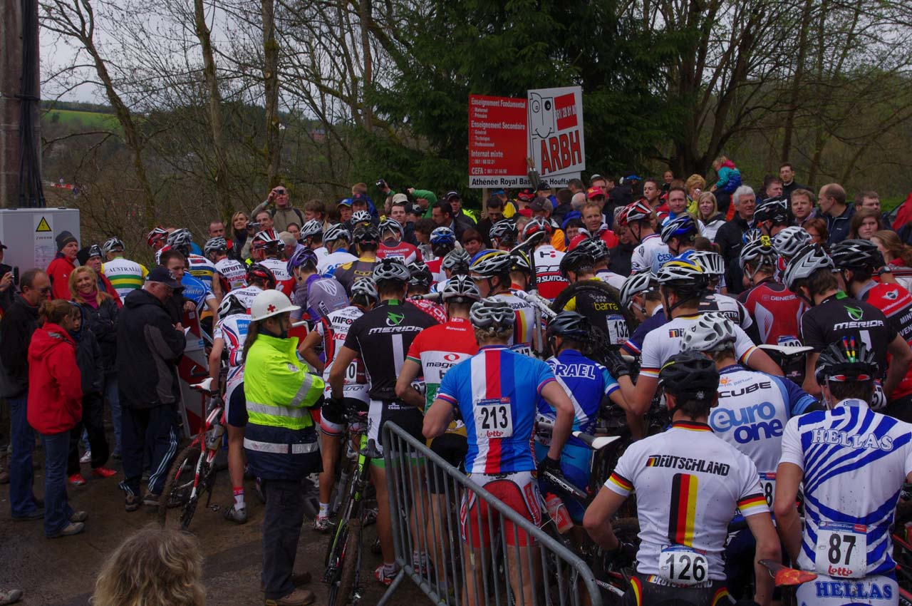 Front row starts aren\'t just for CX! ? Jonas Bruffaerts