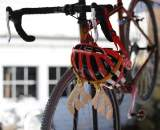 The Christmas spirit was helping to keep folks warm. ? Natalia McKittrick | Pedal Power Photography | 2009