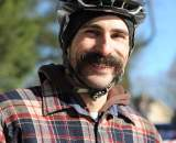 Mustache Mike Wissel. ? Natalia McKittrick | Pedal Power Photography | 2009