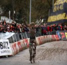 Niels Albert claimed his second World Cup victory in Igorre © Cyclocross Magazine