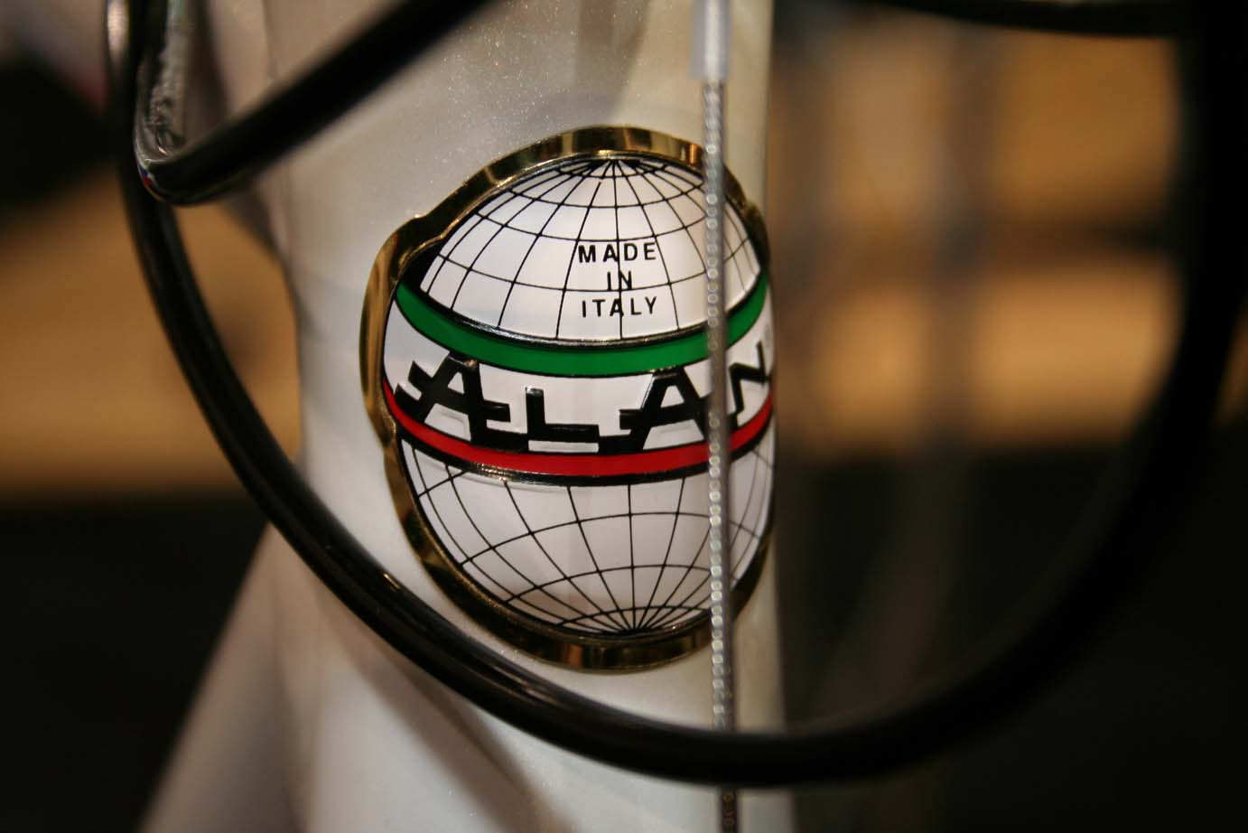 Alan, made in Italy. Has any other brand won more world titles?