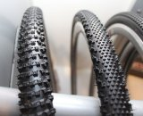 Both new tires are with Kenda's SCT, the new sealant-compatible rubber. © Cyclocross Magazine