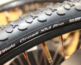 Vittoria now has their mud XM tubular in 34mm. © Cyclocross Magazine