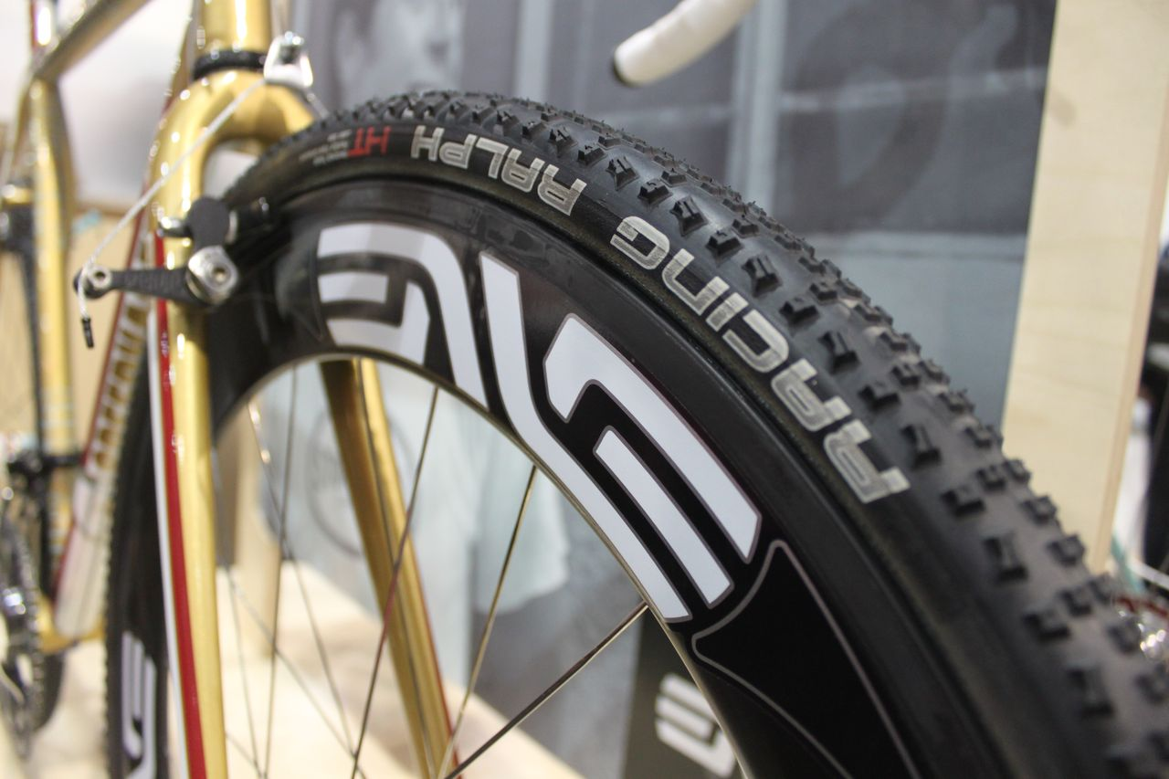 Schwalbe\'s Racing Ralph tubular should be just the first of seve