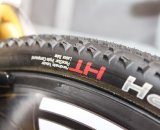 Schwalbe's Racing Ralph tubular tire is finally available this month. © Cyclocross Magazine