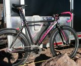 Grammo's cyclocross offering, due later this year, is a nice-looking race machine © Josh Liberles