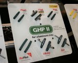 SwissStop's new dark green GHP IIs, in all its iterations © Josh Liberles