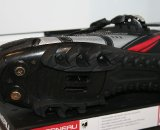 The removable toe bumper on the front offers extra durability © Josh Liberles