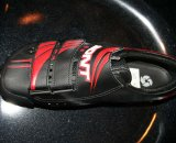 The Commuter Two adds 50g per shoe, sheds $100 per pair and has a third velcro instead of ratchet strap © Josh Liberles