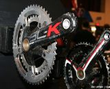 The new SL-K Light and K-Force cranks take advantage of the new BB 386 system. ©Cyclocross Magazine