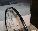 The wider clincher rim bed may allow riders to run lower pressures. © Cyclocross Magazine