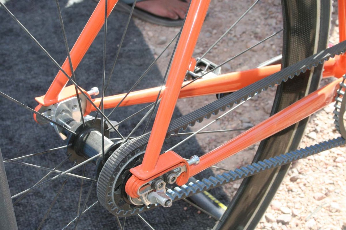 Interbike First Impression Racing Gates Carbon Drive At