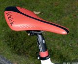Fizik Arione on Jake Wells' Ridley X-Fire. © Kenny Wehn