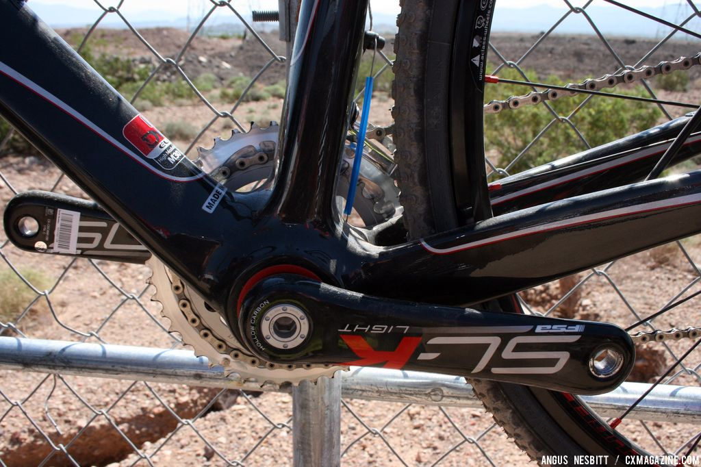 SRAM Red groupset. © Cyclocross Magazine