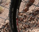 Vittoria tires come stock. © Cyclocross Magazine