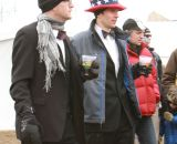 Dressed to impress at the Elite World Championships of Cyclocross. © Janet Hill