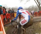 USA at the Elite World Championships of Cyclocross. © Janet Hill