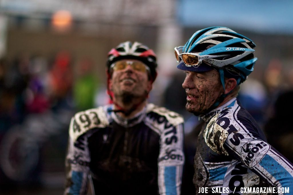 The pleasure of being done or the agony of defeat? © Cyclocross Magazine