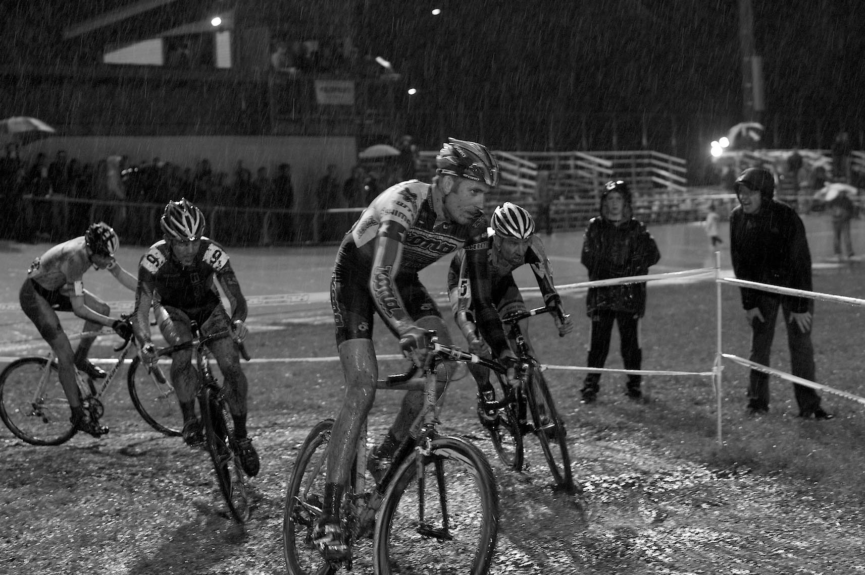 Ryan Trebon was a factor yet again at a wet Star Crossed. by Joe Sales