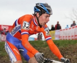 Ariesen Tim (Ned) finished 16th on the day. ©Thomas van Bracht