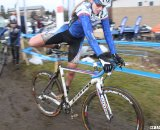 Osborne in control with 400 meters to go. © Cyclocross Magazine