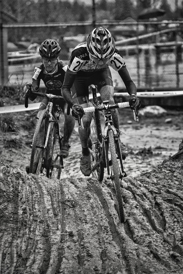 Kabush and Dyck Take Canadian Double-Header: Nationals and the Daryl Evans BC GP of Cyclocross in British Columbia. © Doug Brons