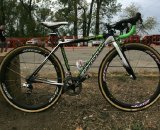 Kaitlin Antonneau's Cannondale SuperX carbon cyclocross bike © Matt James