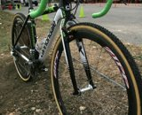 The new Cannondale SuperX is a featherweight race ready machine © 2010 Matt James