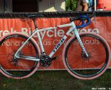 Katie Compton's Trek Crockett. © Cyclocross Magazine