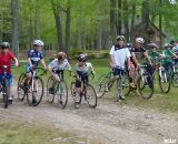 Lining up at the start © Cyclocross Magazine