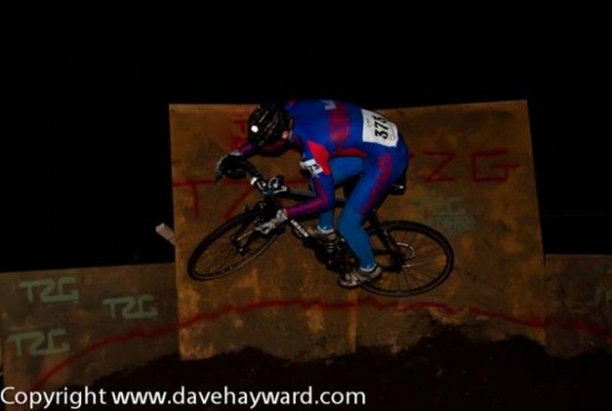 Phil Glowinski Wall Ride © Dave Hayward