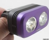 Knog Road Blinder 2 LED bike headlight. © Cyclocross Magazine