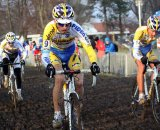 Kevin Pauwels finished eighth in Koksijde. © Bart Hazen