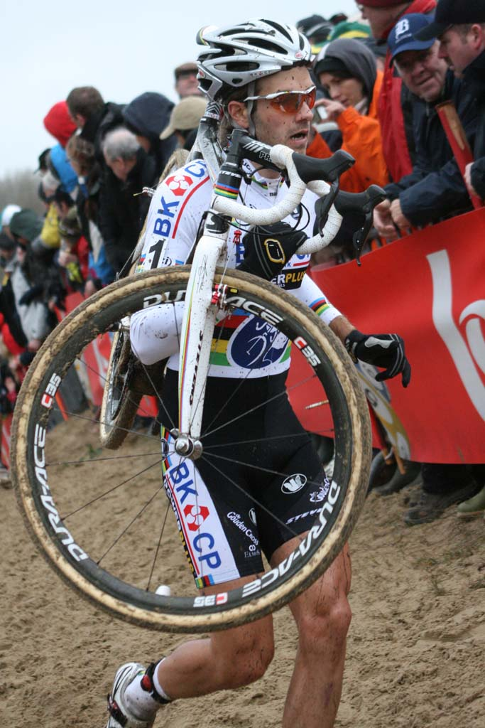 Koksijde Elite Men World Cup 11/28/2009 ?Bart Hazen