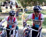 The Rapha-Focus duo would both end up top-five © Mark Colton