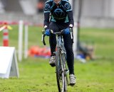 Returning from in jury, Sarah Maile (Ventana MTB) takes third a pleasing third place.