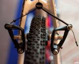 Shimano drivetrain with Avid canti's? Lapierre aint a slave to brand matching. LaPierre Cross Alloy. © Cyclocross Magazine