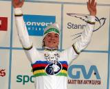 World Champ Marianne Vos takes the win ? Bart Hazen