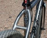 A look at the Litespeed  CX ti. © Cyclocross Magazine