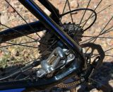 The first women's disc brake bike: Liv/Giant Brava SLR. Interbike 2013 © Cyclocross Magazine