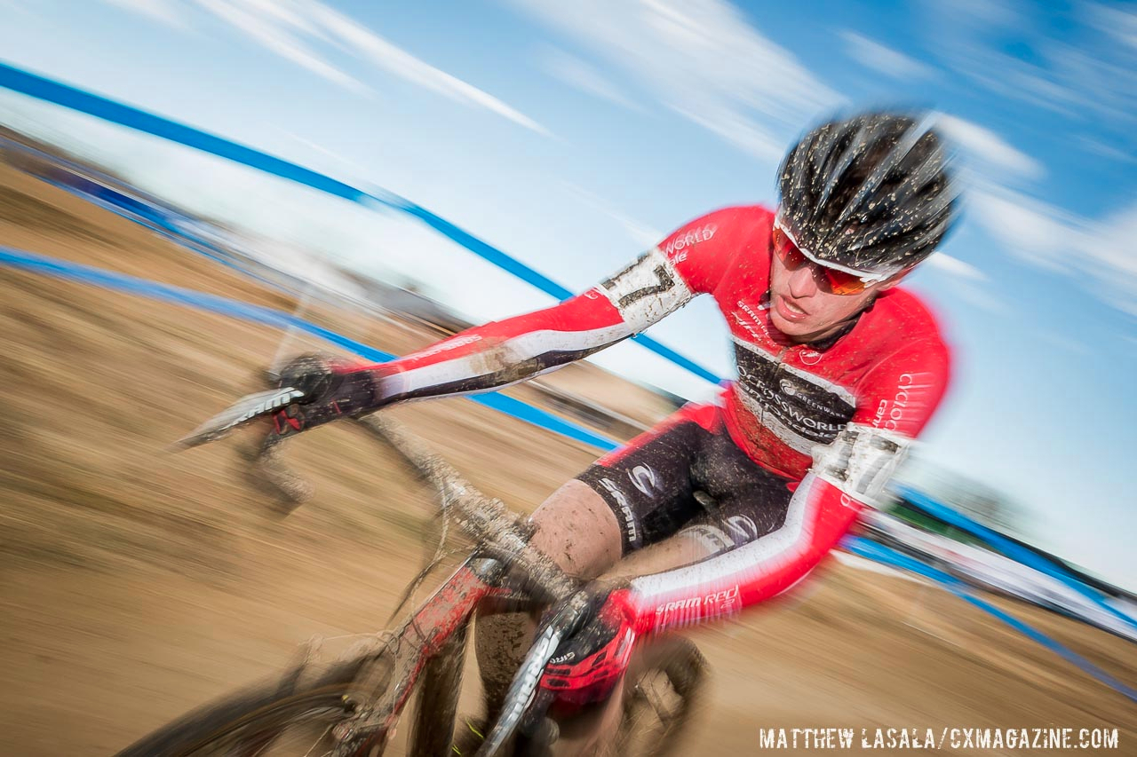 2014 Cyclocross National Championships. © Mathew Lasala