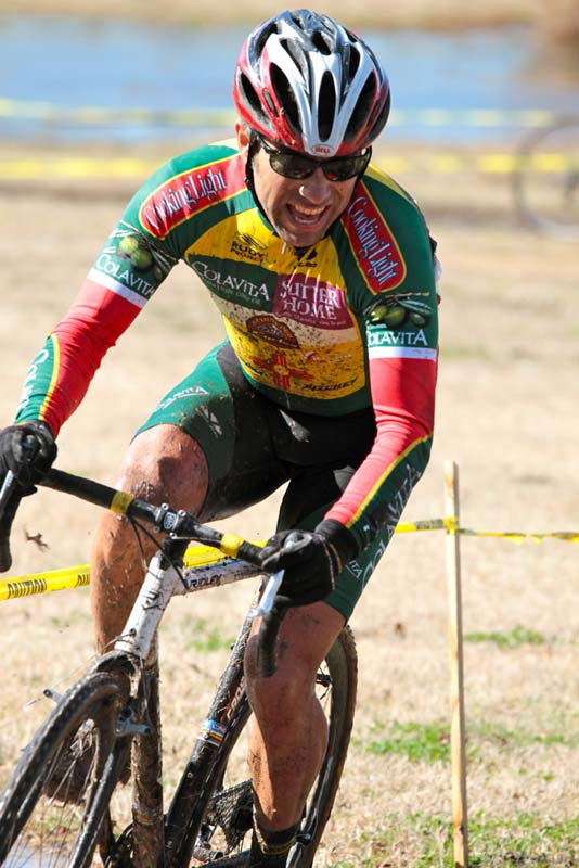 Colavita New Mexico mixes it up with the Masters men ? Matthew Haughey
